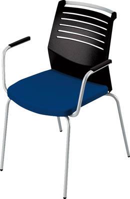 【取寄】【ナイキ】ナイキ会議用チェアー E291BL[ナイキ 椅子オフィス住設用品オフィス家具会議用チェア]【TN】【TC】