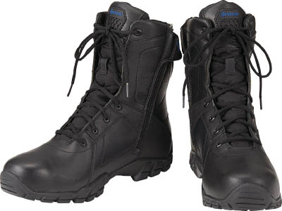 【Bates】Bates CODE6-6 サイドジッパー EW10 E07008EW8[Bates 靴環境安全用品安全靴・作業靴タクティカルブーツ]【TN】【TC】