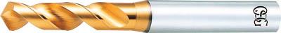 【OSG】OSG EXゴールドドリル ステンレス・軟鋼用スタブ EXSUSGDS21.0[OSG ハイスドリルB切削工具穴あけ工具ハイスコーティングドリル]【TN】【TC】