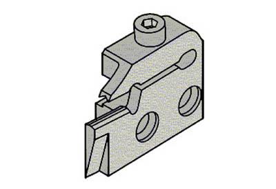 【タンガロイ】タンガロイ 外径用TACバイト FLR5TP[タンガロイ ホルダー切削工具旋削・フライス加工工具ホルダー]【TN】【TC】