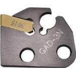 【イスカル】イスカル ホルダーブレード GAD4N[イスカル ホルダーW切削工具旋削・フライス加工工具ホルダー]【TN】【TC】