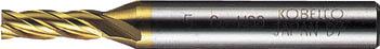 【三菱K】三菱K Gセンターーカットエンドミル25.0mm G4MCD2500[三菱K ハイスエンドミル切削工具旋削・フライス加工工具ハイススクエアエンドミル]【TN】【TC】