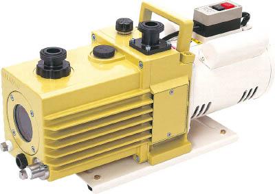 【取寄】【ULVAC】ULVAC 油回転真空ポンプ GCD136X[ULVAC ポンプ工事用品ポンプ真空ポンプ]【TN】【TC】