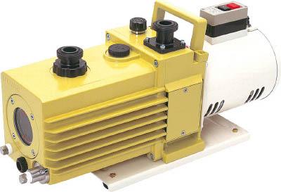 【取寄】【ULVAC】ULVAC 油回転真空ポンプ GCD201X[ULVAC ポンプ工事用品ポンプ真空ポンプ]【TN】【TC】