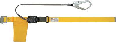 【TRUSCO】TRUSCO 巻取式安全帯1本つり専用 幅50mmX長さ1400mm 黄 GR590LY[TRUSCO 安全帯          環境安全用品保護具安全帯]【TN】【TC】