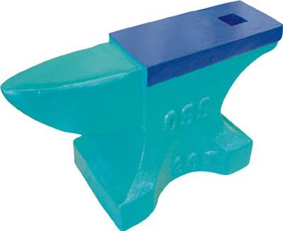 【取寄】【OSS】OSS アンビル(鋳鉄製) 30kg 16930FC[OSS 定盤作業用品ハサミ・カッター・板金用工具板金用工具]【TN】【TC】
