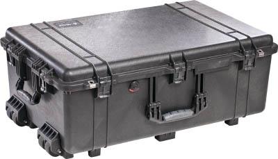 【PELICAN】PELICAN 1650 (フォームなし)黒 781×520×295 1650NFBK[PELICAN ケース作業用品工具箱・ツールバッグプロテクターツールケース]【TN】【TC】