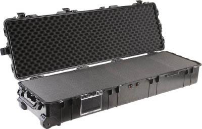 【PELICAN】PELICAN 1770 (フォームなし)黒 1458×469×285 1770NFBK[PELICAN ケース作業用品工具箱・ツールバッグプロテクターツールケース]【TN】【TC】