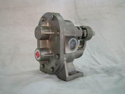 【取寄】【NK】NK オールステンレスギヤーポンプ(単体型) KA1U1[NK ポンプ工事用品ポンプ給油ポンプ]【TN】【TD】