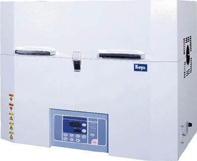 【取寄】【光洋】光洋 小型チューブ炉 1100℃シリーズ 1ゾーン制御タイプ プログラマ仕様 KTF035N1[光洋 電気炉研究管理用品研究機器恒温器・乾燥器]【TN】【TC】