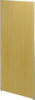 【取寄】【アイリスチトセ】アイリスチトセ パーテーション 600×H1800 チーク KCPZW316018M[アイリスチトセ 事務用家具オフィス住設用品オフィス家具パーテーション]【TN】【TC】