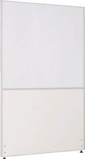 【取寄】【アイリスチトセ】アイリスチトセ ボード付きパーテーション 1200×H1800 KCPZWB33[アイリスチトセ 事務用家具オフィス住設用品オフィス家具パーテーション]【TN】【TC】