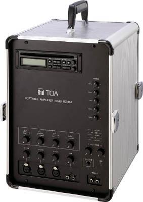 【取寄】【TOA】TOA 移動用PAアンプ30W KZ30A[TOA スピーカー環境安全用品安全用品トランシーバー]【TN】【TD】
