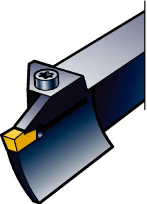 【サンドビック】サンドビック T-Max Q-カット 突切り・溝入れ用シャンクバイト LF151.372525090B40[サンドビック ホルダー切削工具旋削・フライス加工工具ホルダー]【TN】【TC】