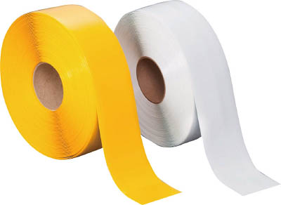 【IWATA】IWATA ラインプロ(白) 1巻(30M) 100mm幅 LP1303[IWATA 安全用品環境安全用品テープ用品ラインテープ]【TN】【TC】