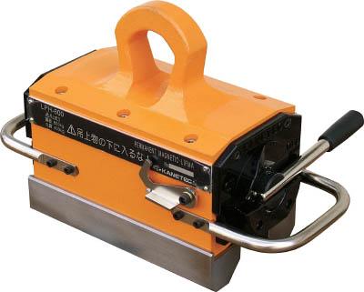 【取寄】【カネテック】カネテック 永磁リフマ LPHL600V[カネテック マグネット工具生産加工用品マグネット用品リフティングマグネット]【TN】【TD】
