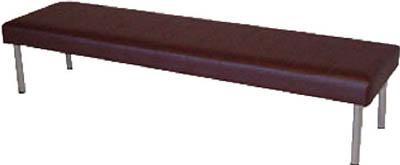 【取寄】【ミズノ】ミズノ ロビーチェア 背無し ブラウン MC728[ミズノ 長椅子オフィス住設用品オフィス家具ロビーチェア]【TN】【TD】