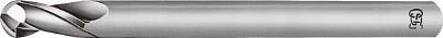 【OSG】OSG 超硬エンドミル 2刃ボール R6 MGEBDR6[OSG 超硬エンドミルA切削工具旋削・フライス加工工具超硬ボールエンドミル]【TN】【TC】