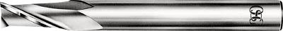【OSG】OSG 超硬エンドミル 2刃ショート 12 MGEDS12[OSG 超硬エンドミルA切削工具旋削・フライス加工工具超硬スクエアエンドミル]【TN】【TC】