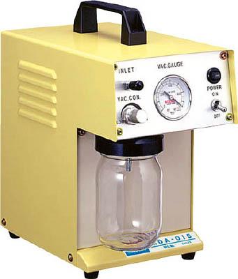 【取寄】【ULVAC】ULVAC ポータブルアスピレーター MDA015[ULVAC ポンプ研究管理用品研究機器研究用設備]【TN】【TC】