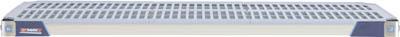 【取寄】【エレクター】エレクター メトロマックスi 610mmグリッドマット追加棚板 MX2448G[エレクター S棚物流保管用品物品棚プラスチック棚]【TN】【TC】