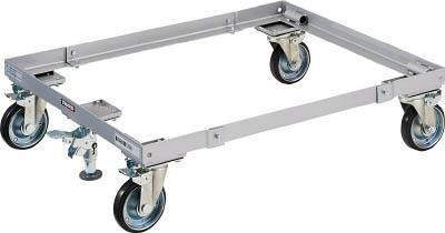 【TRUSCO】TRUSCO ネットパレットカー 1000X1200 S付 NC12S[TRUSCO PU運搬車物流保管用品運搬台車パレット台車]【TN】【TC】