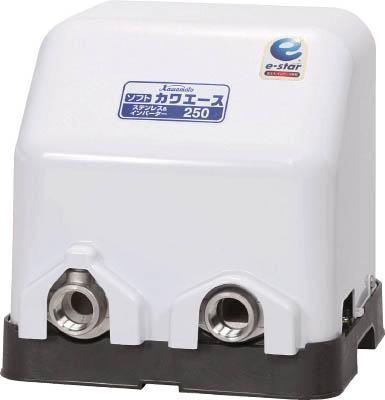 【川本】川本 家庭用インバータ式井戸ポンプ(ソフトカワエース) NF2250SK[川本 ポンプ工事用品ポンプ陸上ポンプ]【TN】【TC】