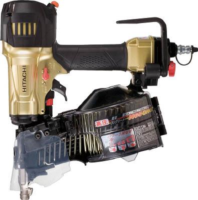 【日立】日立 高圧ロール釘打機 メタリックゴールド NV65HR[日立 電動工具工事用品土木作業・大工用品釘打機]【TN】【TC】
