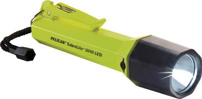 【PELICAN】PELICAN 2010 黄 LEDライト 2010YE[PELICAN LEDライト工事用品作業灯・照明用品懐中電灯]【TN】【TC】