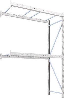 【取寄】【TRUSCO】TRUSCO パレットラック1トン用2300X1000XH3500 2段 連結 1D35B23102B[TRUSCO パレットラック物流保管用品物品棚パレットラック]【TN】【TC】