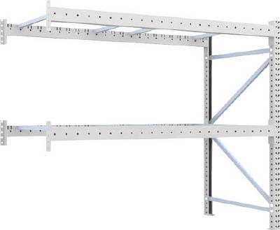 【取寄】【TRUSCO】TRUSCO 重量パレット棚2トン2300×1100×H2000連結 2D20B23112B[TRUSCO パレットラック物流保管用品物品棚パレットラック]【TN】【TC】