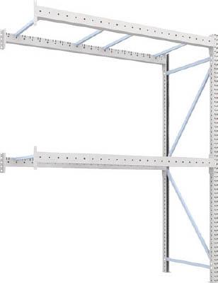 【取寄】【TRUSCO】TRUSCO パレットラック2トン用2300X1000XH3000 2段 連結 2D30B23102B[TRUSCO パレットラック物流保管用品物品棚パレットラック]【TN】【TC】
