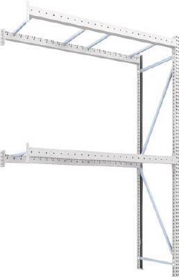 【取寄】【TRUSCO】TRUSCO パレットラック2トン用2300X900XH3500 2段 連結 2D35L23092B[TRUSCO パレットラック物流保管用品物品棚パレットラック]【TN】【TC】