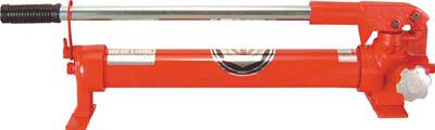 【取寄】【RIKEN】RIKEN 手動ポンプ P1D[RIKEN 油圧機器工事用品ウインチ・ジャッキポンプ式ジャッキ]【TN】【TC】
