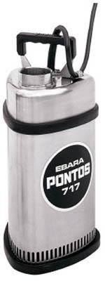 【エバラ】エバラ ステンレス製水中ポンプ P7176.75[エバラ ポンプ工事用品ポンプ水中ポンプ]【TN】【TD】