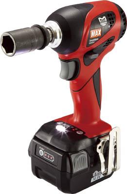 【MAX】MAX 14.4V充電式ブラシレスインパクトレンチ PJ-IW161-B2C40 PJIW161B2C40A[MAX 電動工具作業用品電動工具・油圧工具インパクトレンチ]【TN】【TC】
