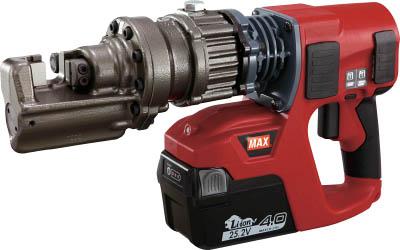 【MAX】MAX 25.2V充電式鉄筋カッタ PJ-RC161-BC40A PJRC161BC40A[MAX 電動工具作業用品電動工具・油圧工具鉄筋加工機]【TN】【TC】