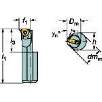 【サンドビック】サンドビック T-Max U-ロック ねじ切りボーリングバイト R166.0KF16122011B[サンドビック ホルダー切削工具旋削・フライス加工工具ホルダー]【TN】【TC】