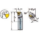 【サンドビック】サンドビック T-Max U-ロック ねじ切りボーリングバイト R166.0KF12E11[サンドビック ホルダー切削工具旋削・フライス加工工具ホルダー]【TN】【TC】
