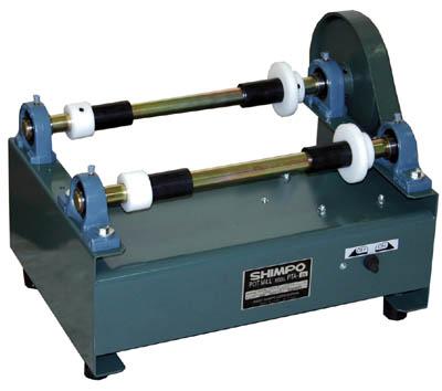 【取寄】【電産シンポ】電産シンポ ポットミル機 PTA01[電産シンポ 商品研究管理用品研究機器粉砕機器]【TN】【TC】