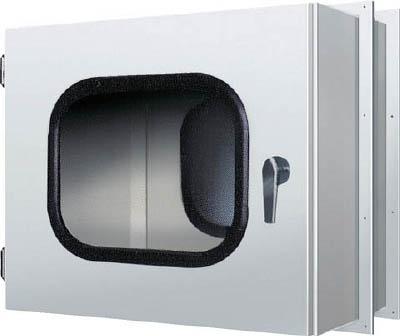 【取寄】【日本無機】日本無機 パスボックス PPB5551KDJ[日本無機 クリーンルーム研究管理用品理化学・クリーンルーム用品クリーンブース]【TN】【TD】