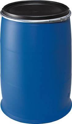【コダマ】コダマ パワードラムオープンタイプ 203リットル POM200[コダマ タンク物流保管用品ボトル・容器ドラム缶]【TN】【TC】