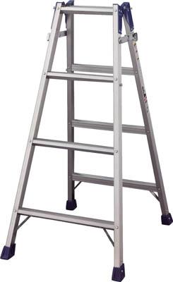 【ハセガワ】ハセガワ アルミはしご兼用脚立 標準タイプ RD型 4段 RD12[ハセガワ 脚立工事用品はしご・脚立脚立]【TN】【TC】
