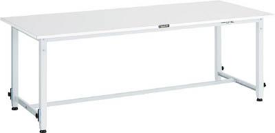 【数量限定】 【TRUSCO】TRUSCO RAEM型高さ調節作業台 1500X600 W色 RAEM1560W[TRUSCO 作業台物流保管用品作業台軽量作業台] W色【TN】【TD】, 100%安い:69f47a95 --- totem-info.com