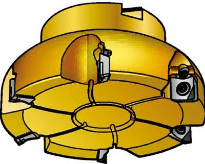 【サンドビック】サンドビック コロミル590カッター R590050Q22S11M[サンドビック カッター切削工具旋削・フライス加工工具ホルダー]【TN】【TC】