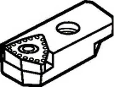 【サンドビック】サンドビック T-MAX Uソリッドドリル用カセット R430.26111406[サンドビック Uドリル切削工具旋削・フライス加工工具ホルダー]【TN】【TC】