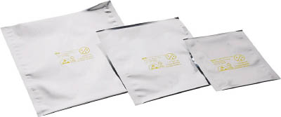 【SCS】SCS 防湿シールドバッグ SCC2000 356X457mm 100枚入り SCC200014INX18IN[SCS 静電気対策商品環境安全用品梱包結束用品ポリ袋]【TN】【TC】
