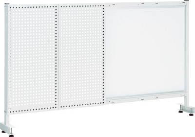 【取寄】【TRUSCO】TRUSCO SFP型前パネル ホワイトボード付 1800X1000 W色 SFP1801W[TRUSCO 作業台アタッチメント物流保管用品作業台作業台アタッチメント]【TN】【TC】