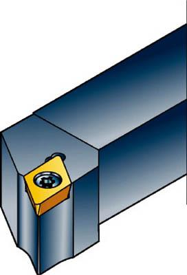【サンドビック】サンドビック コロターン107 ポジチップ用シャンクバイト SDJCL2525M11[サンドビック ホルダー切削工具旋削・フライス加工工具ホルダー]【TN】【TC】