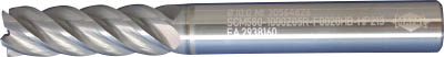 【マパール】マパール OptiMill-Uni-Trochoid 5枚刃 万能 SCM580J1800Z05RF0036HAHP213[マパール エンドミルZ切削工具旋削・フライス加工工具超硬スクエアエンドミル]【TN】【TC】